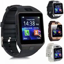 Smartwatch Bluetooth Armbanduhr Android Samsung Huawei SIM Fitness Schrittzähler
