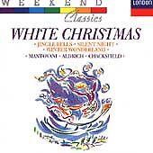 Audio CD White Christmas (Weekend Classics) - Mantovani - Free Shipping