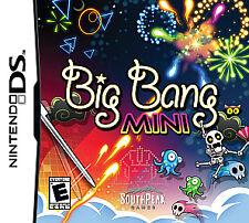Big Bang Mini - Nintendo DS - Game Only, No Case