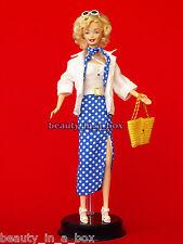 Marilyn Monroe Barbie Doll Summer Sightseeing Ensemble Celebrity Redress Loose w