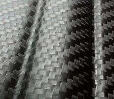 9,18€/m² 200 x152cm Film De Carbone Noir MICRO CONDUITS D'AIR 3D Structure