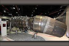 Poster, Many Sizes; Jet Engine Saturn Al-41F1 For Jet Fighter Sukhoi Pak Fa