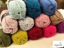 Stylecraft Special XL, SUPER CHUNKY Knit & Crochet Soft Yarn, 200g, 100% Acrylic