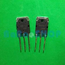 5/10/20pcs 2SB817 2SD1047 B817 D1047 PNP NPN Planar Silicon Transistors TO-3P