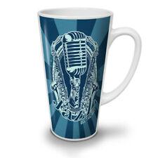 Jazz All The Way Music NEW White Tea Coffee Latte Mug 12 17 oz   Wellcoda