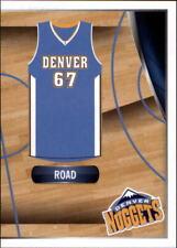 2014-15 Panini Stickers Basketball Singles #266-404