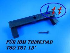 """Festplatten Abdeckung für IBM ThinkPad T60 T60p T61 15"""" HDD Cover + Schraube"""