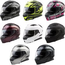 Gmax MD-01 Full Face Modular Riding Motorcycle Street Helmet