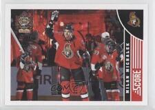 2013 Score Heritage Classic Ottawa Senators Team OTT9 Milan Michalek Hockey Card