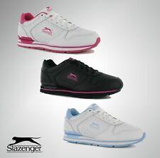 Ladies Slazenger EVA Classic Casual Trainers Sport Shoes Sizes UK 3-9