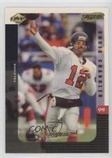 1999 Collector's Edge Supreme Gold Ingot 008 Chris Chandler Atlanta Falcons Card