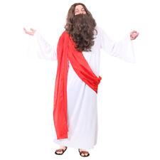 ADULTS JESUS CHRIST COSTUME RELIGIOUS CHRISTMAS FANCY DRESS