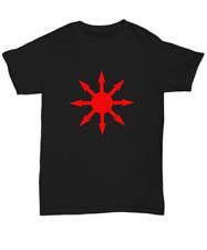 Esoteric shirt - Chaos magick symbol - Chaotic Occult chaos theory - magical tee