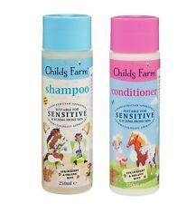 Childs Farm Shampoo/Conditioner Strawberry & Organic Mint 250ml