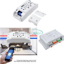 1/4CH Channel DM WiFi Wireless Smart Switch Module ABS Shell Socket for DIY Home