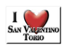 CALAMITA CAMPANIA FRIDGE MAGNET MAGNETE SOUVENIR LOVE SAN VALENTINO TORIO (SA)