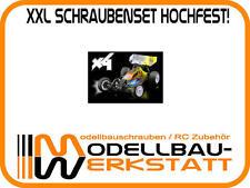 Schraubenset HOCHFEST Ansmann X4 Pro Stahl Schrauben screw kit