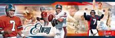 John Elway Quarterback Denver Broncos Photoramic #1040