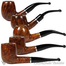 pipe bruyère Sirena Lago 9mm FILTRE Pipes sélection, 7 mod. Briar Tuyau / tuyaux