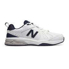 New Balance Mens 624v5 Training Gym Fitness Shoe - White Sports Wide EE