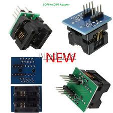 SOIC8 SOP8 to DIP8 EZ Programmer Adapter Socket Converter Module 150mil 200mil M