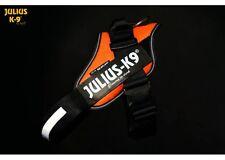 Julius K9 IDC Powerharness Dog Harness Flourescent neon orange NEW