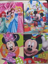 Sacchetti REGALO DISNEY VARI Micky Mouse Minnie Princess Biancaneve Carino giftbags