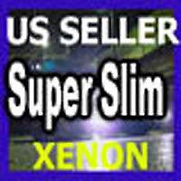HID Xenon Slim Ballast Kit H1 H3 H4 H7 H9 H11 9006 9007