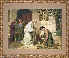 Krasa & Tvorba  11010  Le Retour du Fils Prodigue  Kit  Point de Croix  Compté