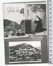 Cartolina Umbria -Cascia Panorama e Roccaporena-PG 2935