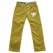 6001M pantaloni bimba velluto BURBERRY kids children pants trousers hosen