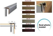 Stair Nosing Edge Trim Step Nose Floor Edging For Carpet Laminate Floor-1m 30x30