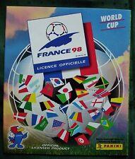 Panini Fußball WM EM diverse Leer Alben WM 1998 - EM 2016 ab 3,99€ pro Stück