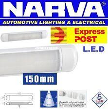 NARVA 87524-12 L.E.D STRIP LAMP LIGHT, 12 VOLT 150MM CARAVAN CAMPER TRAILER LED