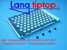 IBM ThinkPad r31 40 50 dischi rigidi QUADRO + 4 viti