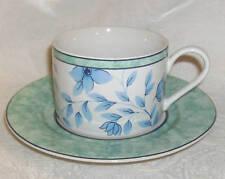 "Johnson Bros. "" Blue Savanna "" Cup & Saucer"