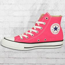 Converse Unisex Chucks CT High 157612 C Schuhe neon pink Herren Frauen Männer