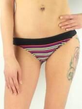 O'Neill Bikini-Hose Unterteil  Print Hipfit schwarz Streifen