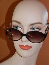 Cool Vintage Kate Spade Desiree/s Sunglasses Italy Tortoise Brown 4e 1