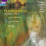 Bridge: Music for Viola: Sealed. Louise Williams, Jean Rigby. DDD 1999