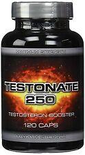 Testonate Muskelaufbau extrem - Natürlicher Ersatz für Anabolika Testosteron