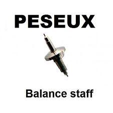 180, 220, 190, 320, 336 Peseux balance staff 120, 130,