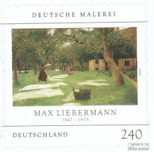 BRD 2979 (kompl.Ausg.) postfrisch 2013 Deutsche Malerei