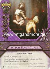 Warhammer INVASION - 2x Witch HAG 's Curse #118
