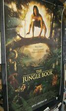 """Original D/S JUNGLE BOOK 48"""" X 69"""" Bus Shelter RUDYARD KIPLING Jason Scott Lee"""