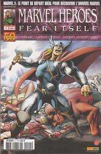 MARVEL HEROES N° 11 Marvel France 3ème Série Panini comics
