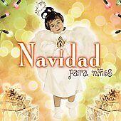 FREE US SHIP. on ANY 2+ CDs! ~Used,VeryGood CD Various Artists: Navidad Para Nin