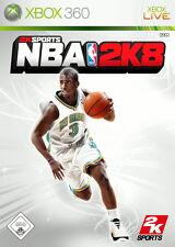 NBA 2K8 (Microsoft Xbox 360, 2007, DVD-Box) Sprite Slam Dunk Contest OVP