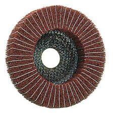 Polierscheibe 125 x 22,2 Vlies/Leinen , 3 Körnungen ,Vliesscheibe,Schleifscheibe