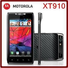 Original Unlocked Motorola RAZR XT910 WIFI 8MP Dual Core 16GB ROM 1GB RAM 3G